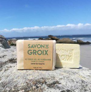 Savon au gros sel de Guérande